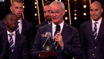 Телеканал BBC признал Раньери лучшим тренером года