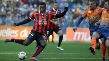«Ницца» уходит в отрыв благодаря дублю Балотелли, «Монако» дома проигрывает «Лиону» и другие результаты 18-го тура Лиги 1