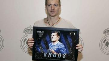 Кроос – лучший немецкий игрок по версии Goal