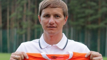 «Урал» готов продлить контракт с Павлюченко