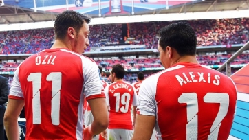 Анри: «Алексис и Озил держат «Арсенал» в заложниках»