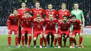 Сборная России сыграет с Бельгией в марте 2017-го года