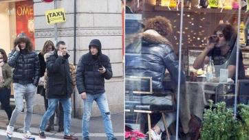 Феллаини замечен в Милане, Маруан заявил своим одноклубникам, что хочет покинуть «МЮ»