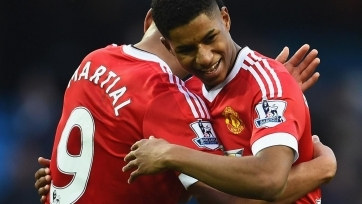 «Вест Хэм» попробует арендовать Рэшфорда и Марсьяля у «Манчестер Юнайтед»