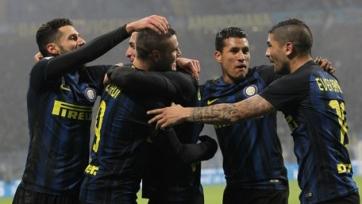 «Сан-Сиро» ликует. «Интер» разгромил «Лацио»