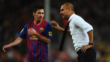 Хосеп Гвардиола: «Уважаю Роналду, но Месси – это иной уровень»