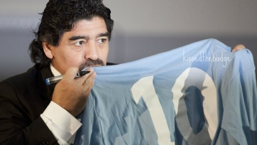 Марадона возвращается в «Наполи»?