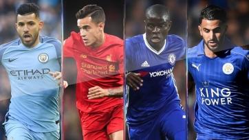 Эксперты Sky Sports назвали имена игроков, которых они считают лучшими в АПЛ в 2016-м году