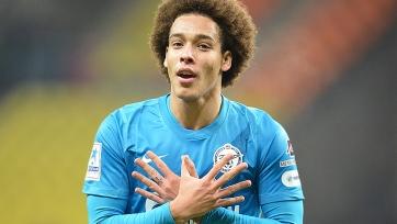 «Шанхай СИПГ» намерен купить Витселя за 25 миллионов евро, и предлагает игроку щедрый личный контракт