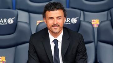 «Барселона» вернётся к продлению контракта с Луисом Энрике в апреле