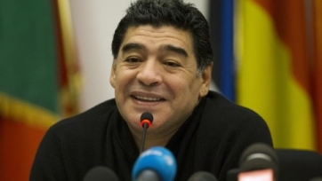 Марадона: «Де Лаурентис продал бы и свою жену»