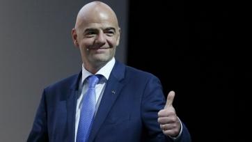 Инфантино: «Подавляющее большинство федераций поддерживает идею расширения ЧМ»