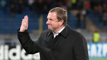 Павел Врба покинул пост главного тренера «Анжи»