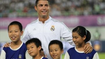 Китайский клуб предложил «Реалу» 300 миллионов евро за Роналду