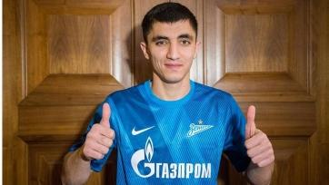 Официально: Цаллагов – футболист «Зенита»