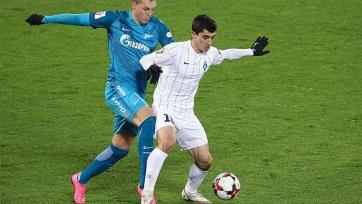 Цаллагов: «Зенит» - величина в российском футболе»