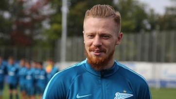 Новосельцев: «С «Зенитом» я хочу выиграть чемпионство и завоевать как можно больше титулов в России и в еврокубках»