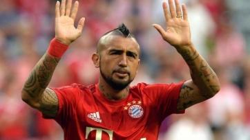 Видаль: «В 2017-м году «Бавария» постарается выиграть всё»