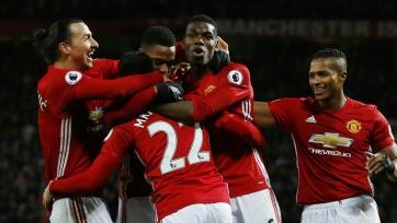 «Манчестер Юнайтед» вырвал победу у «Мидлсбро»