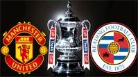 Манчестер Юнайтед - Рединг Обзор Матча (07.01.2017)