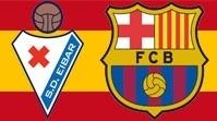Эйбар - Барселона Обзор Матча (22.01.2017)