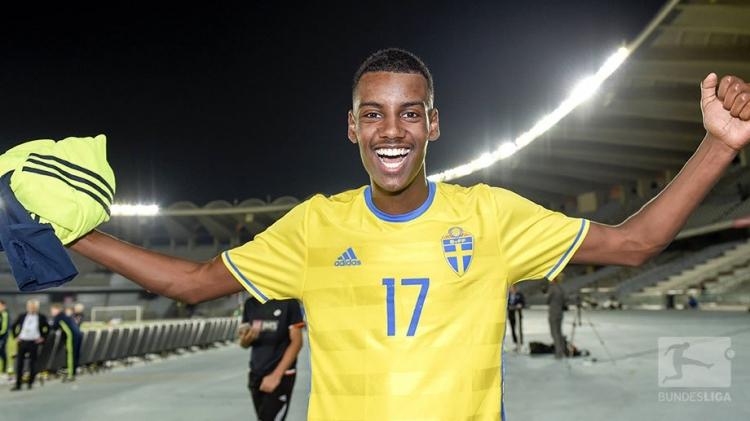 Youngstars: Александер Исак. Шведский бриллиант, отказавший «Реалу»