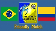 Бразилия - Колумбия Обзор Матча (26.01.2017)