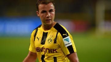 Клопп: «В Гётце по-прежнему дремлет футболист мирового уровня»