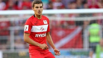 Зобнин жаждет стать чемпионом в составе «Спартака»