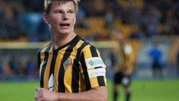 Аршавин назван лучшим игроком чемпионата Казахстана в 2016-м году