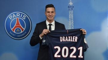 Официально: Дракслер заключил долгосрочный контракт с ПСЖ