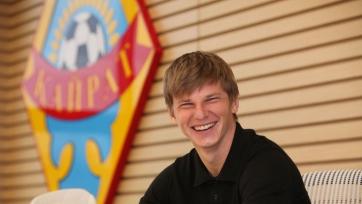 Аршавин - лучший футболист казахстанского чемпионата-2016 по мнению журналистов