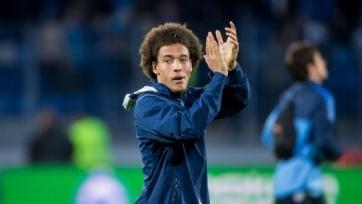 На трансфере Витселя «Зенит» заработает 21 миллион евро