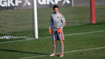 «Ман Сити» предложил 2 миллиона евро за 16-летнего вратаря «Милана»