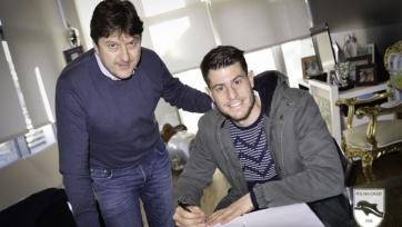 «Пескара» арендовала форварда «Ювентуса»