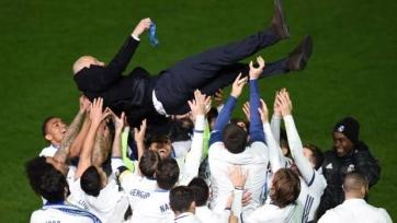 Ровно год назад Зинедин Зидан встал у руля «Реала»