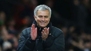Жозе Моуринью: «Я влюбился в «Манчестер Юнайтед»
