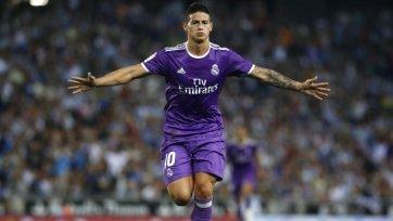 Хамес остаётся в «Реале»