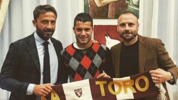 Фальке стал полноценным игроком «Торино»