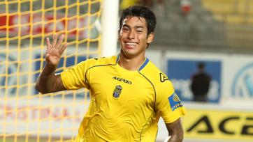 Китайский клуб предложил 10 миллионов евро за форварда «Лас-Пальмаса»