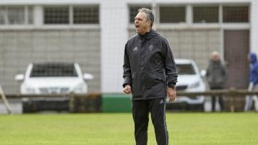Главный тренер «Осасуны» отправлен в отставку