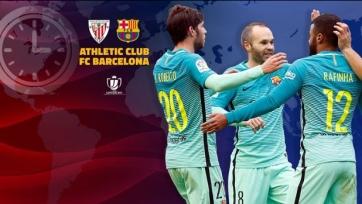 Анонс.  «Атлетик» - «Барселона». Встреча старых знакомых