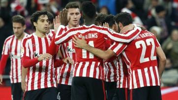 «Барселона» уступила «Атлетику» в первом матче 1/8 финала Кубка Короля