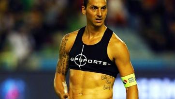 Златан Ибрагимович: «Моё тело необычное, я порой сравниваю себя с животным»