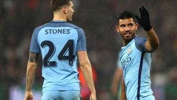 Серхио Агуэро вышел на третье место в списке бомбардиров «Манчестер Сити»