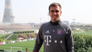 Филипп Лам: «Наш главный соперник — в Дортмунде»