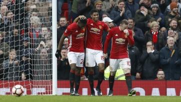 «МЮ» разгромил «Рэдинг» в Кубке Англии