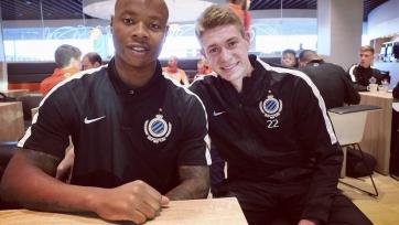 Страндберг может отправиться в аренду в другой бельгийский клуб