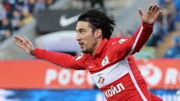 Попов не собирается покидать «Спартак»