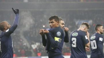 ПСЖ забил семь безответных мячей «Бастии», Юлиан Дракслер забил свой первый гол за парижан